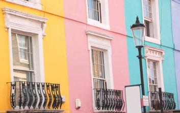 Η πολυφωτογραφημένη γειτονιά του Λονδίνου που δεν θέλει να φιγουράρει στα social media
