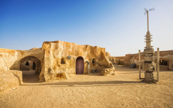 Συναυλιακός χώρος τα πρώην σκηνικά του Star Wars στην Τυνησία