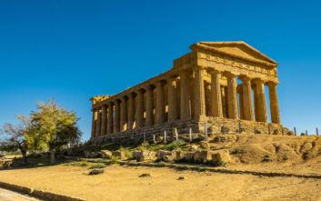 Το αρχαιοελληνικό μνημείο στη Σικελία που άνοιξε για το κοινό χάρη στους Dolce & Gabbana
