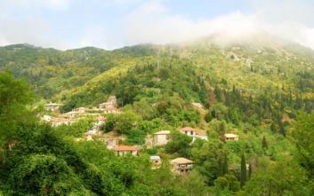 Το ορεινό χωριό της Λευκάδας όαση καλοκαιρινής δροσιάς
