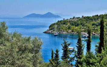 Το νησάκι έκπληξη μεταξύ Λευκάδας και Ιθάκης