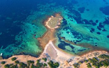Ένας επίγειος εξωτικός παράδεισος μια ανάσα από την Αττική