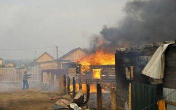 Μαίνονται οι πυρκαγιές στη Σιβηρία, οι Ρώσοι ζητούν πιο αποτελεσματικά μέτρα για την κατάσβεση