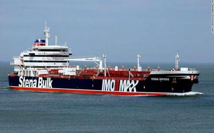 Μανίλα: Ζητά την απελευθέρωση Φιλιππινέζου ναυτικού από το Stena Impero