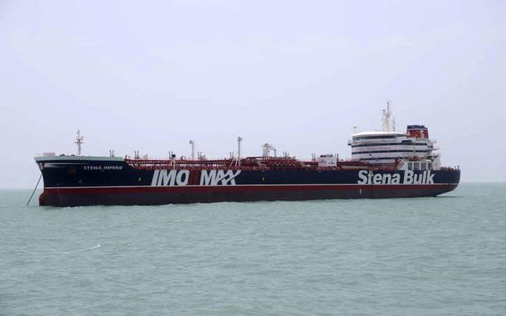 Ιράν: Το πλήρωμα του Stena Impero είναι ασφαλές