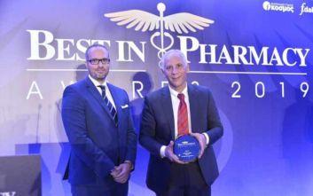 Δύο βραβεία για το Iviprosil της BRADEX στην διοργάνωση «Best in Pharmacy Awards» 2019