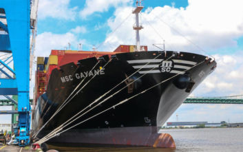 Το πλοίο της JP Morgan με τους 20 τόνους κοκαΐνης