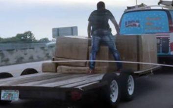 Ένας ιδιαίτερος τρόπος να μεταφέρεις φορτίο