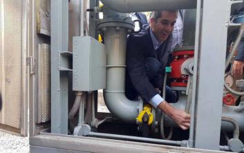 Δημοπρατείται το έργο του Φυσικού Αερίου στη Στερεά Ελλάδα