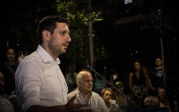 Ο κόσμος έστειλε ηχηρό μήνυμα στην προεκλογική συγκέντρωση του Κωνσταντίνου Κυρανάκη