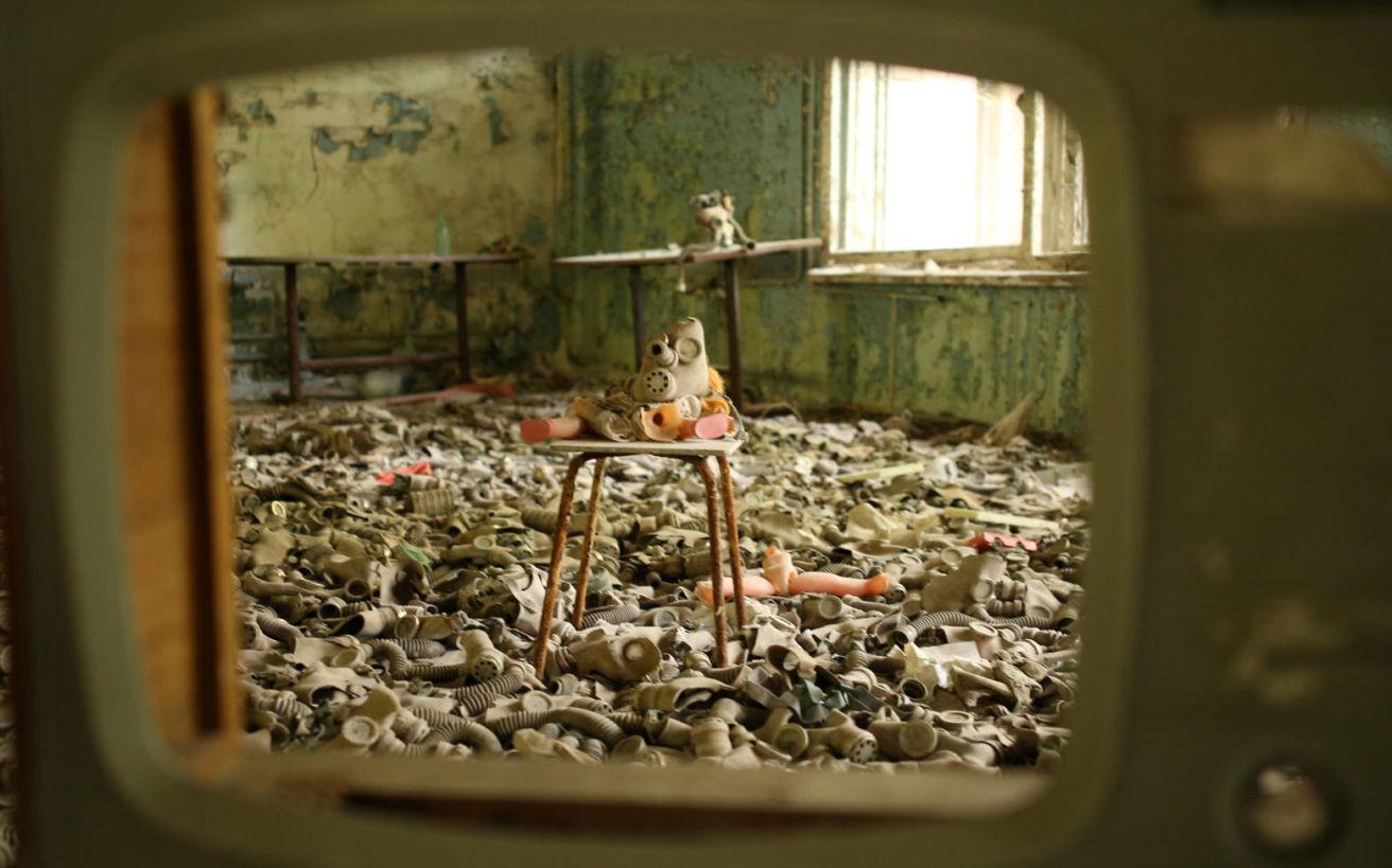 Πώς αντιμετώπισαν στην Ελλάδα το δυστύχημα του Τσερνόμπιλ