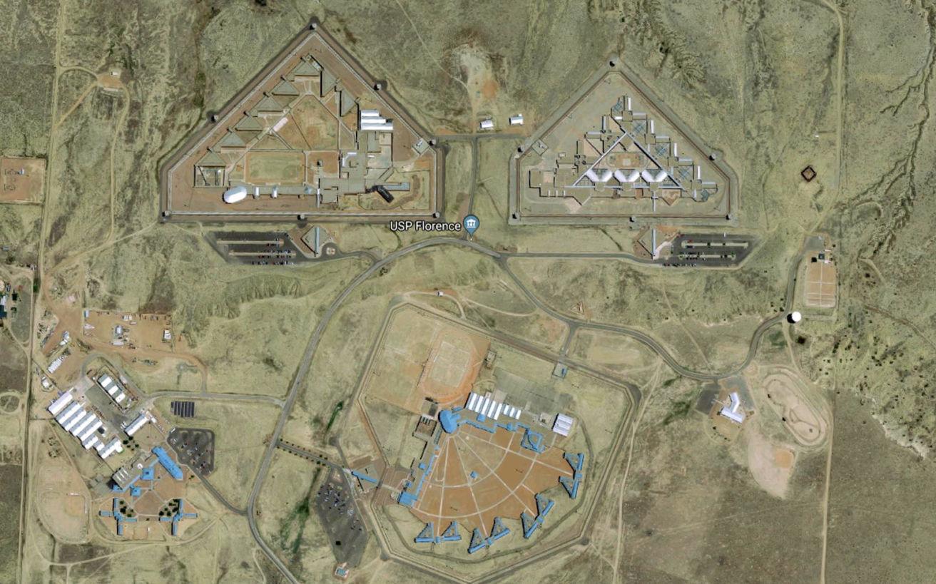Η φυλακή στο Κολοράντο που αποκαλείται και σύγχρονο «Αλκατράζ»
