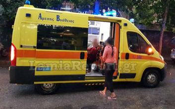 Αυτοκίνητο χτύπησε 3χρονο αγοράκι στη Λαμία