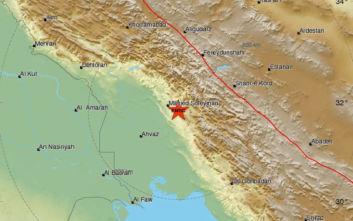 Σεισμός στο Ιράν