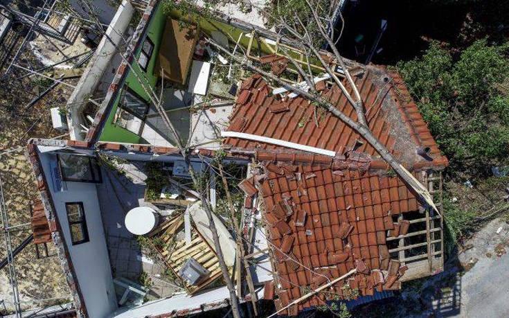 «Κυνηγός καταιγίδων» για τη φονική κακοκαιρία στη Χαλκιδική: Έτρεξα για τη ζωή μου