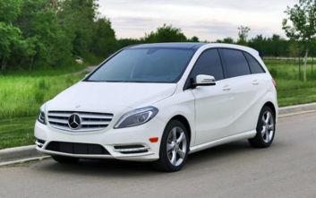 Ανάκληση Mercedes-Benz A καιB Class