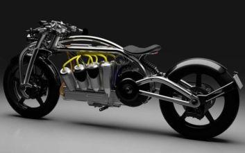 Μια μοτοσικλέτα που… τρώγεται με τα μάτια