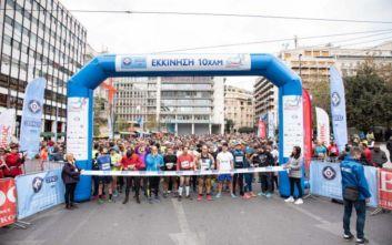O 33ος Γύρος της Αθήνας τρέχει ενάντια στον καρκίνο του μαστού