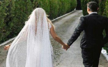 Παντρεύτηκε η βουλευτής Έλενα Ράπτη