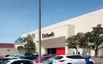 Πυροβολισμοί σε εμπορικό στο Τέξας: Πολλοί άνθρωποι φαίνεται να έχουν τραυματιστεί