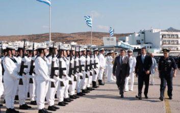 Μητσοτάκης: Η Ελλάδα επιτέλους γυρίζει σελίδα