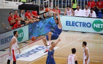 Nίκησε η Ελλάδα την Τουρκία με 84-70