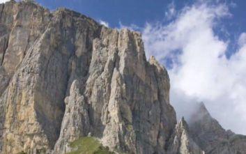 Ιταλία: Ένας Αυστριακός κι ένας Γερμανός έχασαν τη ζωή τους κάνοντας ορειβατική πεζοπορία