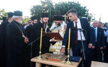 Μπακογιάννης: Δε θα είμαι ο άρχων αλλά ο υπηρέτης των Αθηναίων