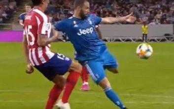 Ατλέτικο Μαδρίτης - Γιουβέντους 2-1: Δύο γκολ ο Ζοάο Φέλιξ