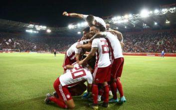 Πανηγυρικά στα play off του Champions League ο Ολυμπιακός