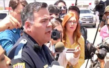 Πυροβολισμοί σε εμπορικό στο Τέξας: Άνδρας αγνώστου ηλικίας ο βασικός ύποπτος