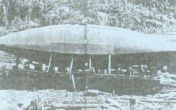 Η ιστορία του πρώτου ελληνικού υποβρυχίου που δεν καταδύθηκε ποτέ… γιατί δεν μπορούσε
