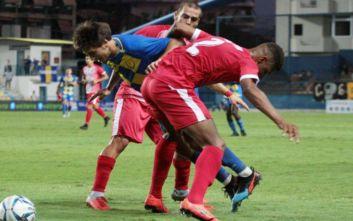 H Ξάνθη νίκησε 2-1 τον Παναιτωλικό στο Αγρίνιο