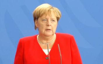 Άνγκελα Μέρκελ: Οι οικονομικές δεσμεύσεις της Ελλάδας θα είναι πιο εύκολες γιατί το 50% είναι η ψυχολογία