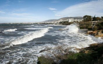 Καιρός: Κίτρινος συναγερμός για πολύ ισχυρούς ανέμους