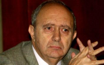Έφυγε από τη ζωή ο πρώην Πρόεδρος της Ακαδημίας Αθηνών Κωνσταντίνος Σβολόπουλος