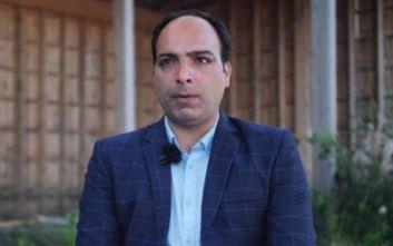 Ιρανός δημοσιογράφος αυτομόλησε στη Σουηδία