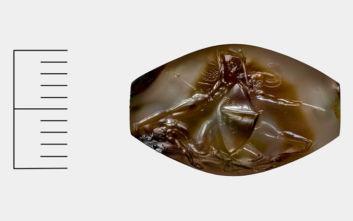Οι απίστευτες αποκαλύψεις του τάφου του Πολεμιστή Γρύπα