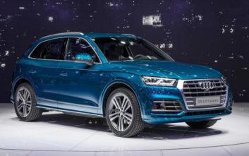 Ανάκληση μοντέλων Audi Q5