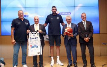 Εθνική Ελλάδας: Με όνειρα και φιλοδοξίες η επίσημη παρουσίαση της ομάδας ενόψει Μουντομπάσκετ