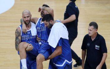 Εθνική μπάσκετ: Ο συγκινητικός αποχαιρετισμός του Αθηναίου στους διεθνείς