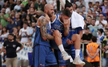 Εθνική μπάσκετ: Ξεκαθαρίζει το θέμα στα γκαρντ μετά τον τραυματισμό Αθηναίου