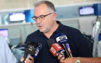 Σκουρτόπουλος: Πολύ ενθαρρυντικά τα νέα για Σλούκα