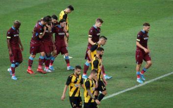 ΑΕΚ: Έσπασε το αήττητο 12 σερί αγώνων στο Europa League