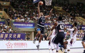 Εθνική μπάσκετ: Ο Μπουρούσης ξεπέρασε τον Γκάλη σε συμμετοχές