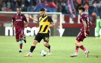 Europa League: Αποκλείστηκε με ψηλά το κεφάλι η ΑΕΚ