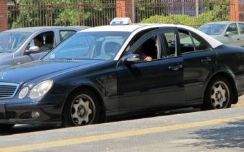 Κορονοϊός στη Θεσσαλονίκη: Οι πατέντες των οδηγών ταξί για να προστατευτούν