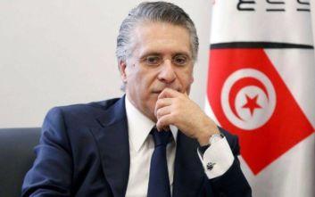 Υποψήφιος για την προεδρία της Τυνησίας συνελήφθη για διαφθορά
