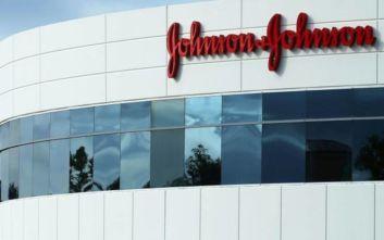 Πρόστιμο- μαμούθ 572 εκατ. δολαρίων στην Johnson & Johnson