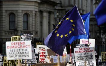 Brexit:  Θετική η νομική συμβουλή του γενικού εισαγγελέα για το αντι-backstop